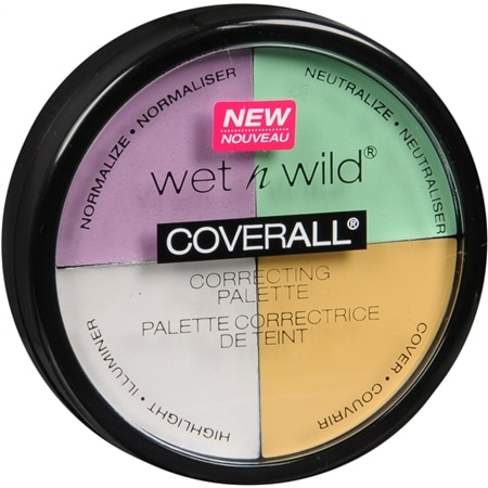 CoverAll Concealer Palette by Wet n Wild
