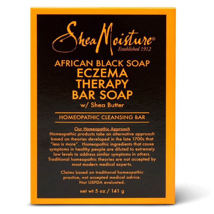 Sheamoisture Eczema Amp Psoriasis Therapy African Black Soap