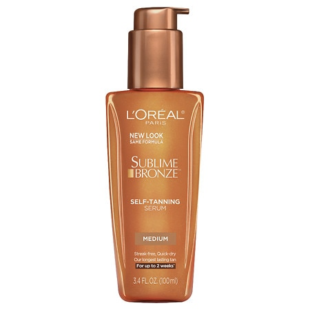 Sublime Bronze Self-Tanning Serum by L'Oreal Paris