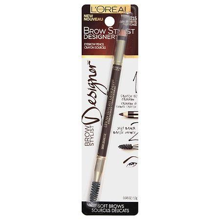 Brow Stylist Designer Eyebrow Pencil by L'Oreal Paris