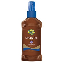 Banana Boat Protective Tanning Oil Spray Sunscreen