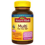 Nature Made Multi For Her 50+ Dietary Supplement Tablets