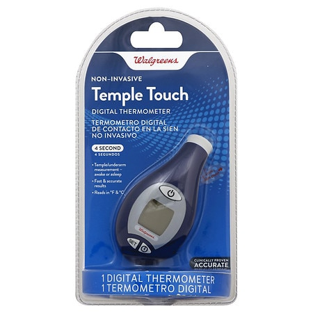 safety first temporal thermometer instructions