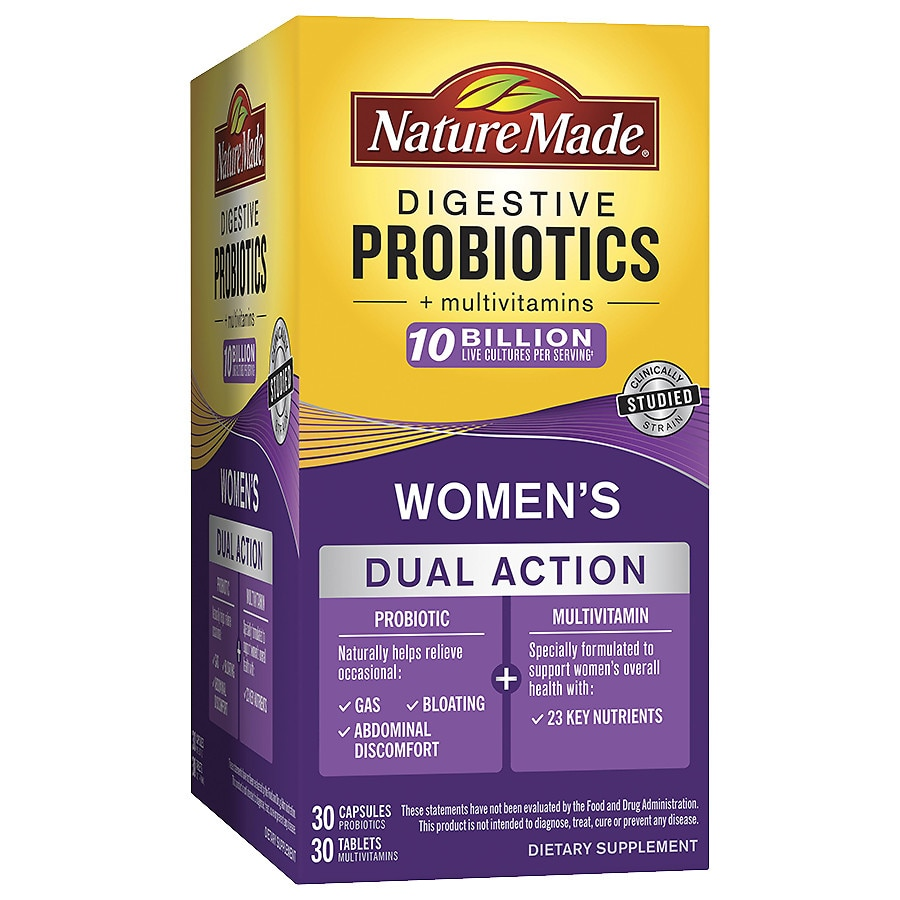 Nature made digestive health probiotic reviews