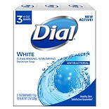 Dial Antibacterial Deodorant Soap, 4oz Bars