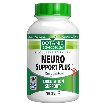 Botanic Choice Neuro Support Plus - 60 ea