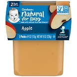 wag-2F Puree Tub Apples,2 pk