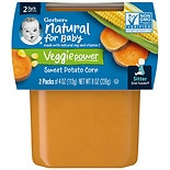 wag-2F Puree Tub Sweet Potato Corn,2 pk