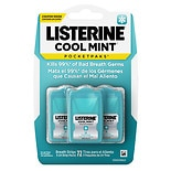 LISTERINE PocketPaks Oral Care Strips Cool Mint