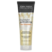 John Frieda Sheer Blonde Highlight Activating Enhancing Conditioner with Highlight Optimizers For Lighter Shades