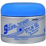 Luster's S-Curl Hair Texturizer Stylin' Gel