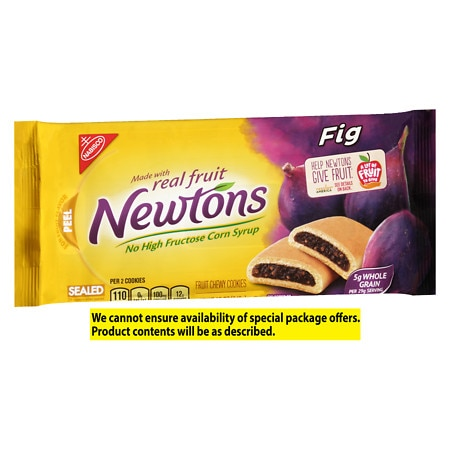 Fig newton thins coupons