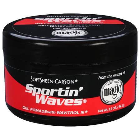 Magic Shave Sportin' Waves Gel Pomade