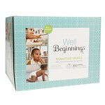 Save 20% off on Well Beginnings diapers & wipes