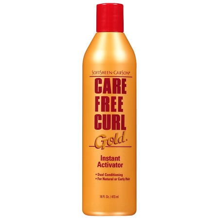 Care Free Curl Gold Instant Curl Activator