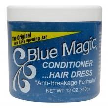 Blue Magic Conditioner...Hair Dress, Anti-Breakage Formula