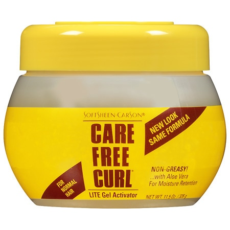 Care Free Curl Gel Activator