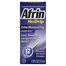No Drip 12 Hour Relief Spray, Extra Moisturizing