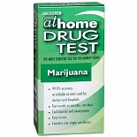 Drug Test, Marijuana