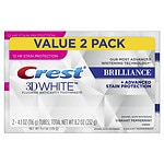 Click & Save: Buy 2 Crest toothpastes and save $1