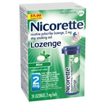 Buy 1 Nicorette stop smoking items & get 1 50% off.