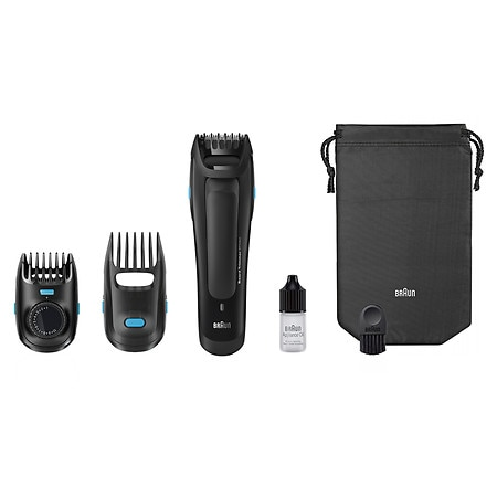 braun beard trimmer bt5050 black walgreens. Black Bedroom Furniture Sets. Home Design Ideas