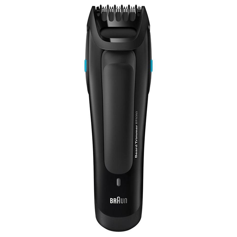 braun beard trimmer bt5050 black walgreens. Black Bedroom Furniture Sets. Home Design Ideas