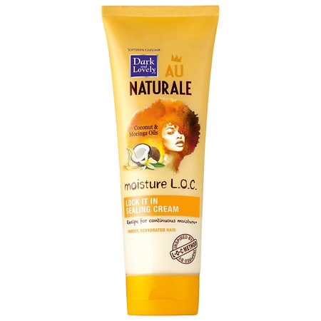 Au Naturale LOC Sealing Cream by Dark and Lovely