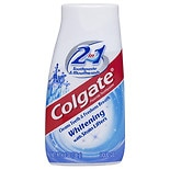 Colgate 2 in 1 Toothpaste & Mouthwash Whitening