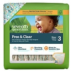 Spend $20 or more on Seventh Generation products & save $5