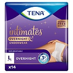 Online Coupon: Click & save $6 on one select TENA Serenity product.