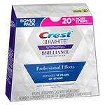 Online Coupon: Click & save $7 on one select Crest Whitestrips