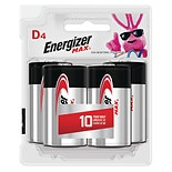 Alkaline Batteries D