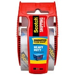Scotch Shipping Packaging Tape with Dispenser