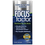 Up to $10 off Focus Factor supplements