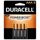 Coppertop Alkaline Batteries AAA