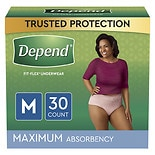 Buy 1, get 1 50% off Poise & Depeend + $2 off coupon