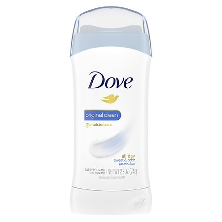 Dove Anti-Perspirant Deodorant Original Clean