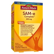 Nature Made SAM-e Complete Dietary Supplement