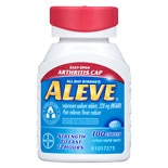 Aleve Pain Reliever, Fever Reducer, Easy Open Cap, Caplets