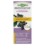 Nature's Way Sambucus for Kids Dietary Supplement Syrup Elderberry