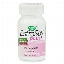 Nature's Way EstroSoy Plus Menopause Formula Dietary Supplement Capsules