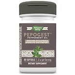 Nature's Way Pepogest Peppermint Oil Dietary Supplement Softgels
