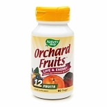 Nature's Way Orchard Fruits, VCaps