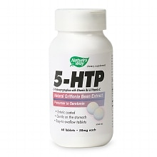 Nature's Way 5-HTP 50 mg Dietary Supplement Tablets