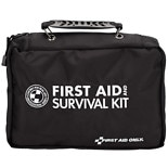 First Aid Only First Aid and Survival Kit, 168 Piece
