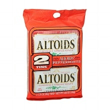 Altoids Mints 2 Pack Peppermint