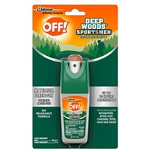 Deep Woods Off! Deep Woods Sportsmen Insect Repellent I Spray