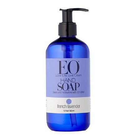 EO Liquid Hand Soap French Lavender