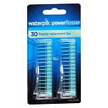 WaterPik Flosser Regular Replacement Tips, Model FT-01